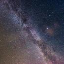 Milky Way in Nida,                                Evie