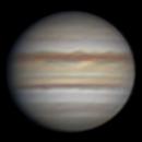 Jupiter | 2019-09-08 3:22 | RGB,                                Chappel Astro