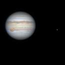 Jupiter w/Io 06/09/19,                                Brett Creider