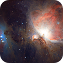 Gas clouds from the Great Orion Nebula,                                Lorenzo Taltavull Menéndez
