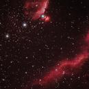 Bernard loop, horshead & Flame with Ha 7nm,                                AstroMarcin