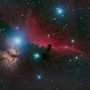 IC434 Horsehead and Flame,                                Matt Hughes