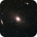 M86 and Virgo cluster,                                nhw512