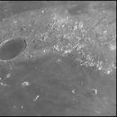 Cráter Platón y los Alpes lunares,                                Chepar