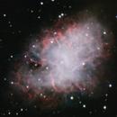 Crab Nebula M1,                                Adrie Suijkerbuijk