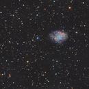 M1 Crab in RGB,                                HomerPepsi