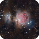 The Orion Nebula and Running Man,                                CarlosAraya