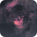 NGC 7822 and Ced 214,                                DustSpeakers