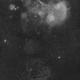 Auriga Super Wide Field In H-alpha,                                mikefulb