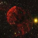 IC 443 - Jellyfish Nebula,                                Mike Wiles