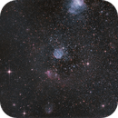 ngc 292 Nube menor de magallanes ,                                Fernando Fogel Observatorio Capilla del Monte