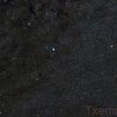 M-27 Nebula Dumbbell (Sagittarius) & M-71 (Sagitta),                                Txema Asensio