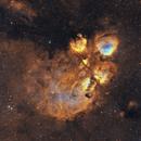 NGC 6334 SHO,                                Casey Good
