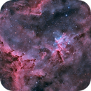 Melotte 15 in HOO,                                Georges