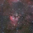 NGC7822 Ced214,                                Ken-ichiro Tanaka