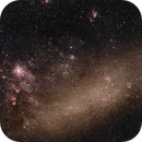 LMC and its Star Forming Nebulae,                                Jim Lindelien