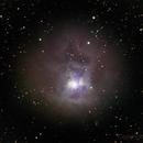 Nebulosa Iris NGC 7023,                                Enrico Benatti