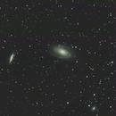 Bode's Galaxy and the Cigar Galaxy,                                Rob Ward