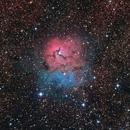 M20 Trifid nebula,                                Byoungjun Jeong