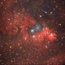 NGC2264 Cone Nebula,                                sante
