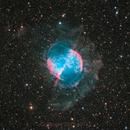 Dumbbell Nebula, M27 HaRGB,                                1074j