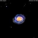 m58 galassia nella vergine                                                                distanza  68 milioni A.L.,                                Carlo Colombo