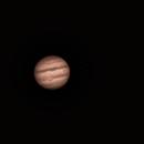 Jupiter with Europa shadow - Pixinsight,                                Jonathan Rupert