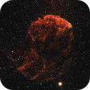 IC 443 Jellyfish Nebula,                                Robert Browning