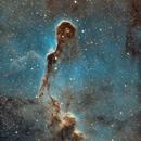 Elephant Trunk Nebula - SHO,                                Peter Lipscomb