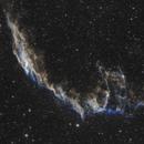 NGC6992/95, Hubblepalette,                                Deepstar