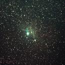 IC405 - Flaming Star Nebula,                                Paul Surowiec
