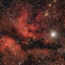 IC1318 (Sadr region),                                Jenafan
