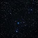 Dumbble Nebula,                                Wilmari