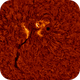 2020.06.08 Sun AR12765 H-Alpha,                                Vladimir