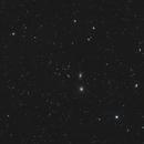 GIF - 29 Amphitrite Passes M105 in Leo,                                Bob Stevenson