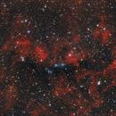 """""""The Eyes"""" - NGC 6914 - 65Q,                                Jonas Illner"""