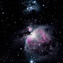 Orion Nebula M42,                                henrygoo74d