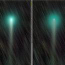Comet C/2019 Y4 TWO Comet Only Versions,                                Dan Bartlett