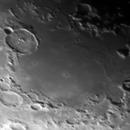 Moon - Mare Humorum & the crater Gassendi,                                Paul Hutchinson