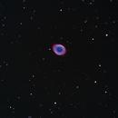 M 57 The Ring Nebula,                                Nucdoc
