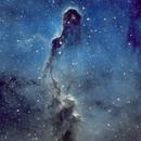IC 1396 in SHO v2,                                Barczynski