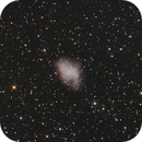 M1 The Crab Nebula,                                CarlosAraya