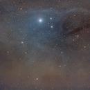 IC4592 - Blue Horse Nebula,                                WJM Observatory