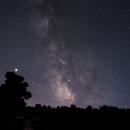 Setting Milky Way Core,                                Kacper Staszczyk