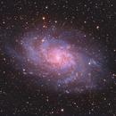 Messier 33,                                Alexander Grasel