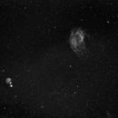 Lower's Nebula in Orion ,                                AstroKitty