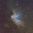 The Wizard Nebula,                                G. Caleb Sexton