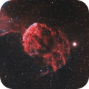 The Jellyfish Nebula IC443,                                mackiedlm