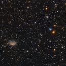 NGC 1961 Spiral Galaxy,                                Jerry Macon