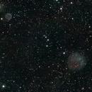 Abell 6 and HFG 1 RGB HA O-III,                                jerryyyyy